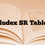 Fludex SR Tablet