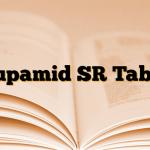 Flupamid SR Tablet