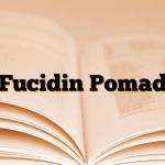 Fucidin Pomad