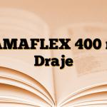 GAMAFLEX 400 mg Draje