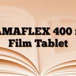 GAMAFLEX 400 mg Film Tablet