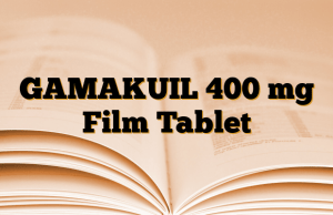 GAMAKUIL 400 mg Film Tablet