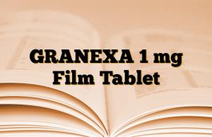 GRANEXA 1 mg Film Tablet