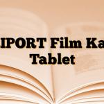 GRIPORT Film Kaplı Tablet