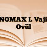 GYNOMAX L Vajinal Ovül