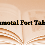 Gismotal Fort Tablet