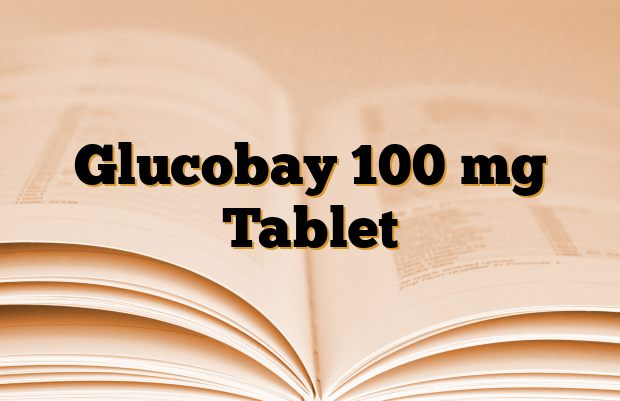 Glucobay 100 mg Tablet