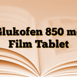 Glukofen 850 mg Film Tablet