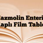 Hazmolin Enterik Kaplı Film Tablet