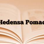 Hedensa Pomad