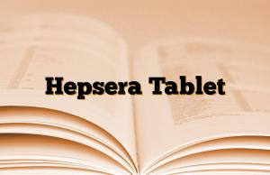 Hepsera Tablet