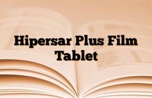 Hipersar Plus Film Tablet