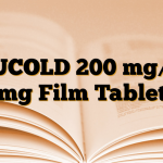 IBUCOLD 200 mg/30 mg Film Tablet
