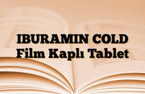 IBURAMIN COLD Film Kaplı Tablet