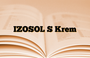 IZOSOL S Krem