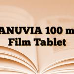 JANUVIA 100 mg Film Tablet