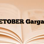 KETOBER Gargara