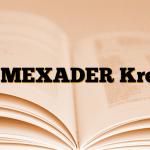 K-MEXADER Krem