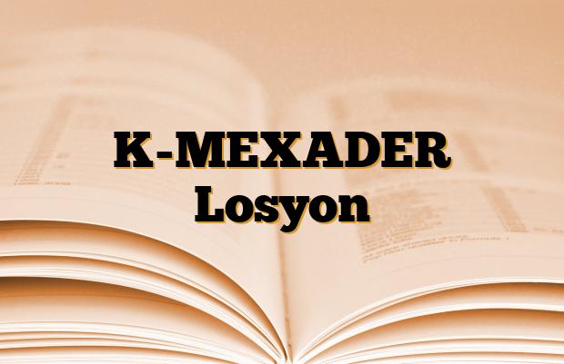 K-MEXADER Losyon