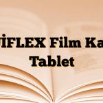 KUİFLEX Film Kaplı Tablet