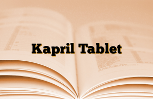 Kapril Tablet