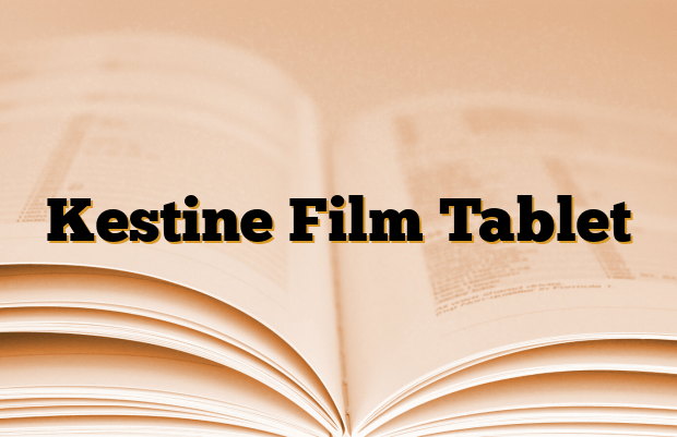 Kestine Film Tablet