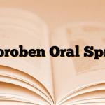 Kloroben Oral Sprey