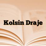 Kolsin Draje