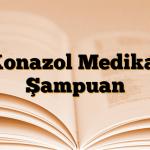 Konazol Medikal Şampuan
