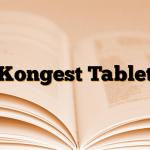 Kongest Tablet