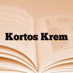 Kortos Krem