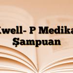 Kwell- P Medikal Şampuan