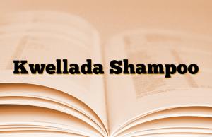 Kwellada Shampoo