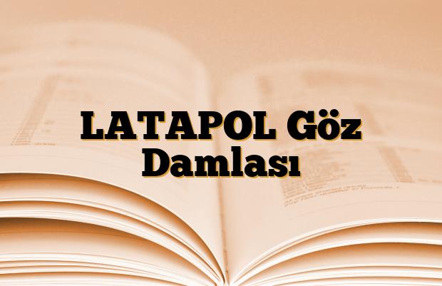 LATAPOL Göz Damlası