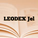 LEODEX Jel