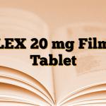 LEX 20 mg Film Tablet
