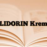 LIDORIN Krem