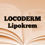 LOCODERM Lipokrem