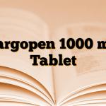 Largopen 1000 mg Tablet