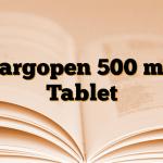 Largopen 500 mg Tablet