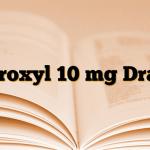 Laroxyl 10 mg Draje