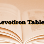 Levotiron Tablet