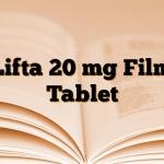 Lifta 20 mg Film Tablet