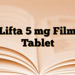 Lifta 5 mg Film Tablet