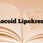 Locoid Lipokrem
