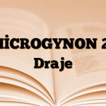 MİCROGYNON 21 Draje