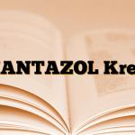 MANTAZOL Krem