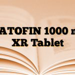 MATOFIN 1000 mg XR Tablet