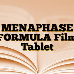 MENAPHASE FORMULA Film Tablet