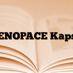 MENOPACE Kapsül